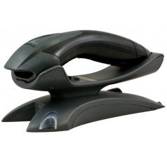 Bluetooth bezdrôtový snímač čiarového kódu Honeywell Voyager 1202g BT, USB čierny + stojan