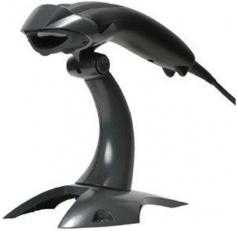 Všesmerový snímač čiarového kódu Honeywell Voyager 1400g, USB čierny + stojan