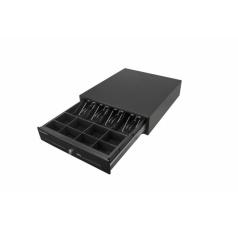 Peňažná zásuvka CD-840 K 24V + prep. kabel - čierna